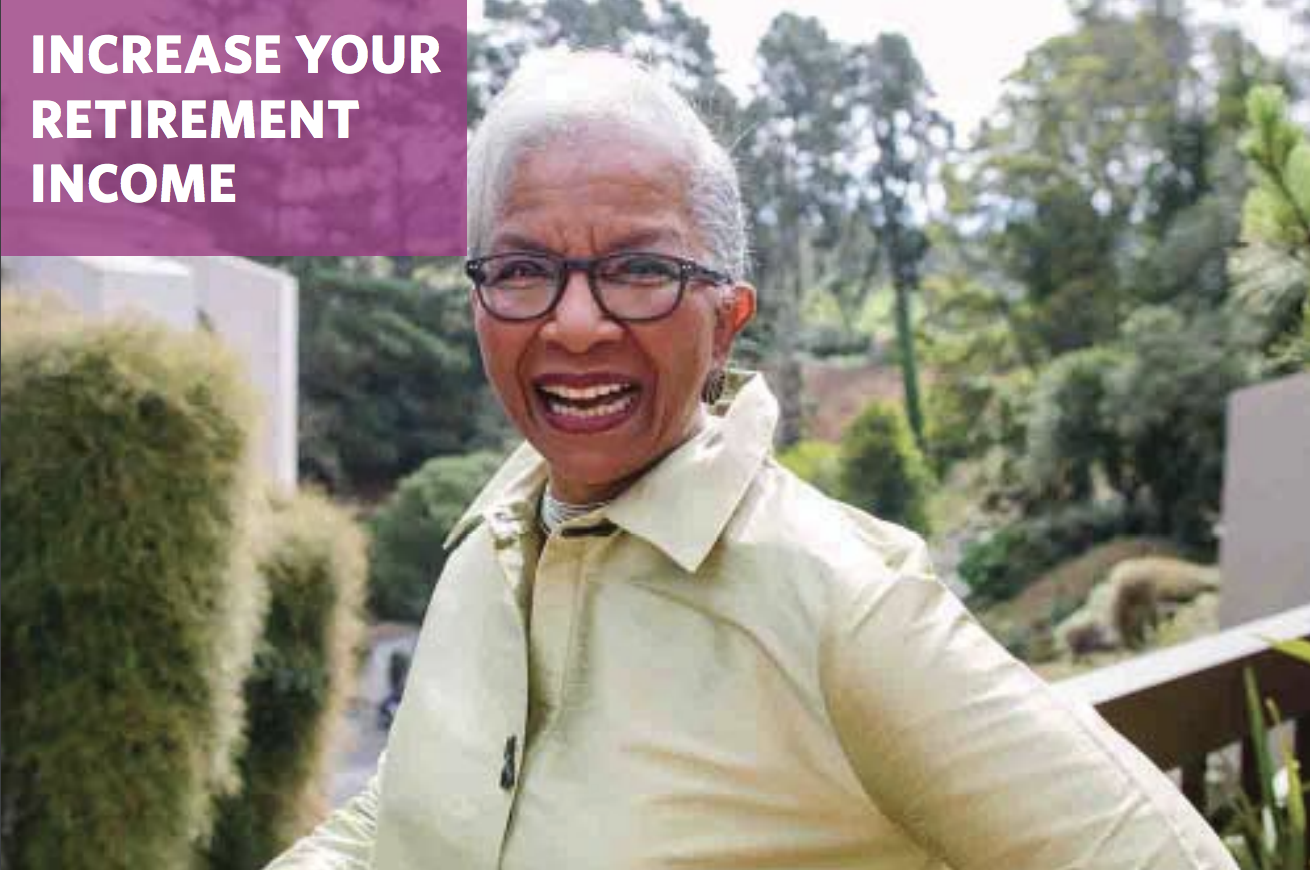 USFCA Increase Your Retirement Income Brochure
